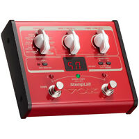 VOX StompLab SL1B Modeling Guitar Multi Effects Pedal From Japan