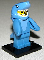 LEGO NEW SERIES 15 SHARK SUIT GUY 71011 MINIFIGURE MINIFIG FIGURE