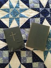 RARE! The Book of Common Prayer Administration of the Sacraments and Other Rites