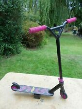 Blindside 180 Stunt Scooter Black And purple  vgc used twice