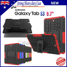 """Heavy Duty Tough Case Strong Cover For Samsung Galaxy Tab S3 9.7"""" T820 T825"""