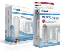 Quick & Clean Vorteilspack Wasserfilter für die Dusche incl. 3-Set Ersatzfilter