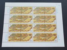 China 1996-3 Shenyang Imperial Palace Stamp Full Sheet MNH
