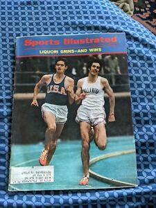 SPORTS ILLUSTRATED MAY 24 1971 USA OLYMPICS TRACK MARTY LIQUORI JIM RYUN VTG