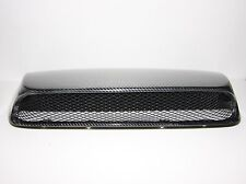 Carbon fiber bonnet front hood air scoop fit for Subaru 2006 Impreza WRX STi GDB