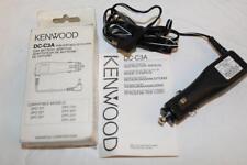 Kenwood DC-C3A car cigarette lighter adaptor 12V to 5.1Volt  1.7mm Power Plug