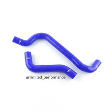 For DODGE NEON SRT-4 SRT4 2.4L Turbo 2003 2004 2005 Blue Radiator Silicone Hose