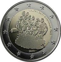 Malta 2 Euro Gedenkmünze 2013 PP Selbstverwaltung seit 1921