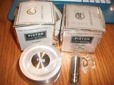 Lot of (3 ) Piston 168FB +1.00  for China 163CC 5.5HP Gas Engine & Others
