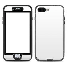 Skin for LifeProof NUUD iPhone 7 Plus - Solid White - Sticker Decal