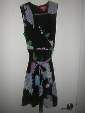 Kirna Zabete for Target Sleeveless Wrap Dress Women's Sz 4 NEW