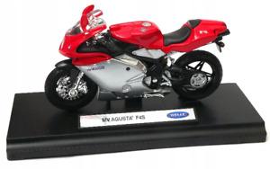 WELMV19660PWB - Moto sportive MV Agusta F4S  -  -