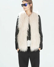 Zara Faux Fur Clothing for Women