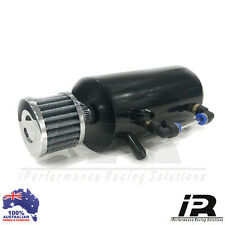 Oil Catch Can With Breather Vented Universal - Turbocharged Supercharged
