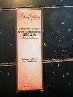 Shea Moisture Coconut & Hibiscus Spot Correcting Serum w/ Songyi Mushrooms 2oz.