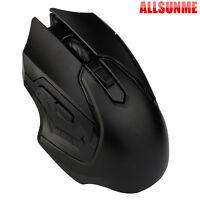 3200 Dpi 2.4ghz Kabellos 6 Tasten Gaming Optisch Maus Mäuse Für