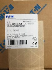 EATON REDUSED VOLTAGE SOFT STARTER CAT. S811+N37N3S NEW