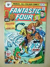 Comic- THE FANTASTIC FOUR, Vol.1, No.170, May 1976 (Exc* )