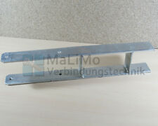 MaLiMo H-Anker Pfostenträger H-Träger Carport Pfostenanker feuerverzinkt