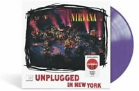 Nirvana – MTV Unplugged In New York Exclusive Limited Purple Color Vinyl LP