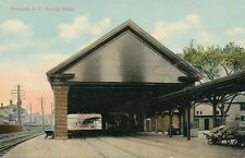 PORTSMOUTH NH – Railroad Station
