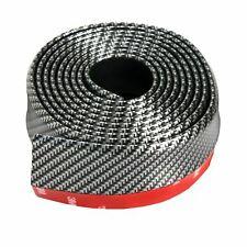 Universal Carbon Fibre 2.5m Bumper Side Skirt Lip Guard Protector Splitter Uni02