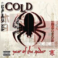 Year of the Spider [PA] [Limited] by Cold (Metal) (CD, May-2003, Geffen)
