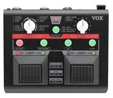 VOX vll-1 Lil' Looper CHITARRA o VOCALE EFFETTO PEDALE-Dual Loop ed effetti