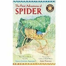 The First Adventures of Spider: West African Folktales (Passport to Reading Leve