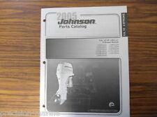 5006037, 9.9, 15 HP (302cc) 4 Stroke Models, 2005 Johnson Parts Catalog