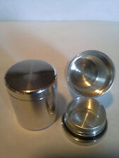 Supercan Concentrate container stash can personal storage aluminum oring seal1x1