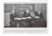 1915 Balas De Plata Alianza Economía