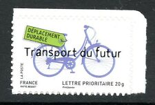 STAMP / TIMBRE FRANCE  N° 4206 ** ENVIRONNEMENT TRANSPORT DU FUTUR / AUTOADHESIF