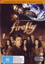 Firefly: The Complete Series = New Dvd R4