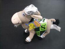 "Donkey Knight Shrek the Third soft toy BNWT 2006 DreamWork oficial 7"" tall"