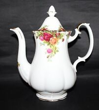 Royal Albert - Old Country Roses - Coffee Pot - vgc