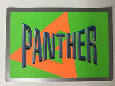 Merlin Collections 1992 Gladiators Sticker Number 53 Panther
