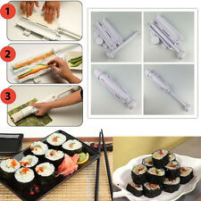 New Sushi Bazooka Kitchen Appliance Gourmet Cooking Shape Tube Easy Food Maker K