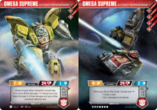 Transformers TCG - Omega Supreme - Titan Size Promo Foil - P2 2019 *MN*