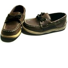 Sperry Intrepids Boys Size 11M Shoes