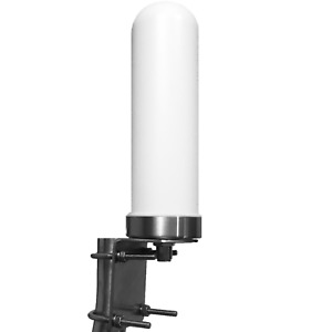 5G 4G LTE 3G 698-4800MHz Wideband 360 Outdoor MIMO OMNI Directional Antenna 12dB