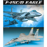 Academy 1/48 F-15C/D EAGLE 12257 Aircraft Plastic Model Kit