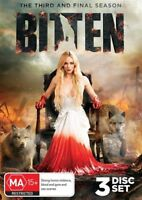 Bitten : Season 3 DVD : NEW
