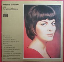 """MIREILLE MATHIEU - RARE LP AFRIQUE DU SUD """"SOMETIMES"""""""