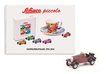 PICCOLO Colección catálogo 1994-2016 con MB SSK PICCOLO 450607300