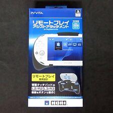 HORI PSV PS Vita 2000 Remote Play Assist Handle Grip Trigger Button L2 L3 R2 R3