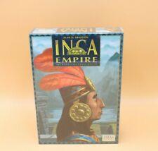 Inca Empire +++ Spiel +++ Brettspiel Board Game English+++ Z-Man Games NEU RAR