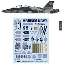 MONOKIO 1/48 F/A-18B VFS-125 Rough Raiders_Raider 402