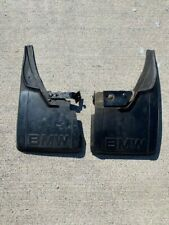BMW E30 Early Rear Mud Flap 325i 325is 318i 325e Left & Right with hardware RARE
