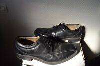 CHAUSSURE CLARKS  CUIR TAILLE 44,5 LEATHER SHOES/ZAPATO/SCARPA UK  10